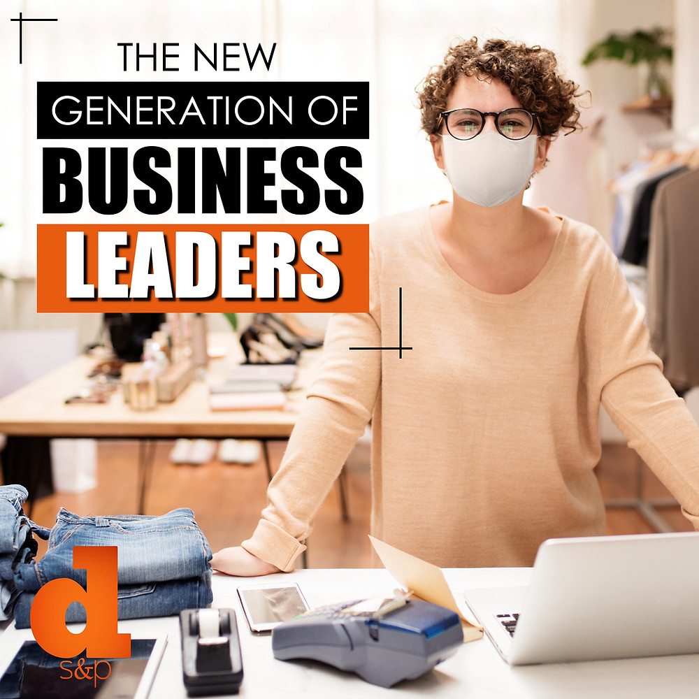 new generation of pandemic business leaders