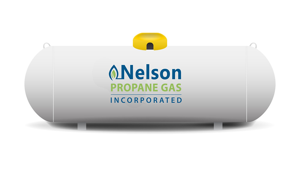 Nelson Propane - Serving Texas since 1982 - 500 Propane Tank