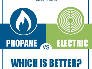 Propane vs. Electric: Which Is Better?