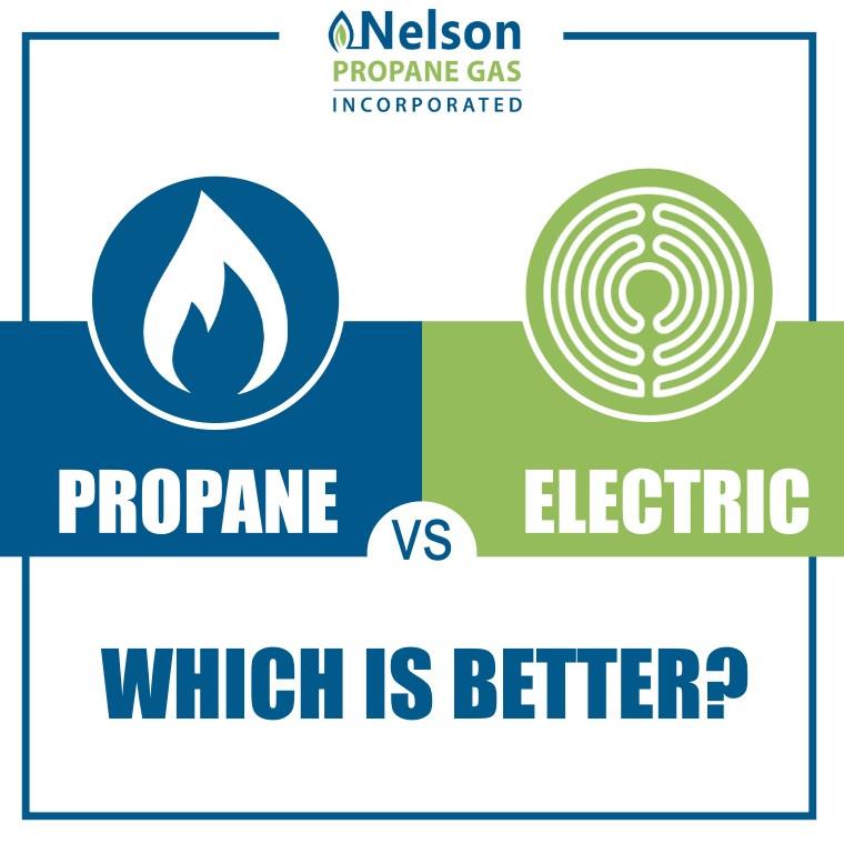 propane vs electric comparison