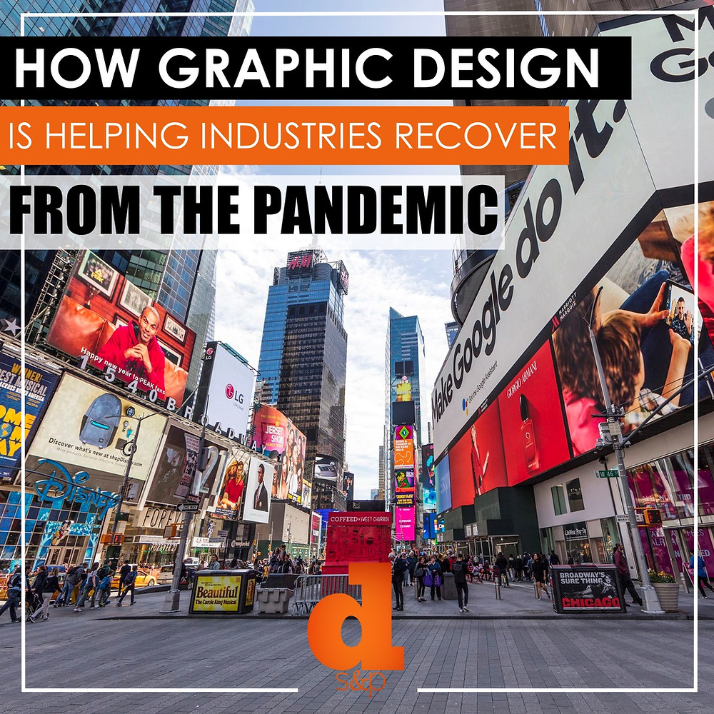 graphic design helping during the pandemic
