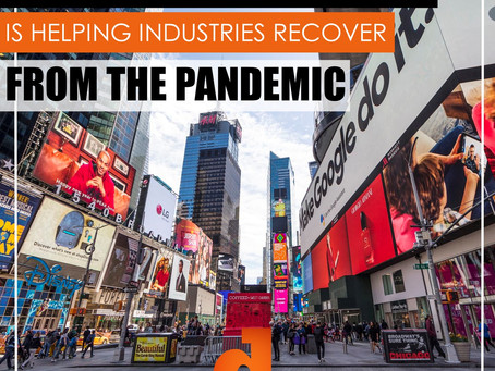 How Graphic Design Is Helping Industries Recover From The Pandemic