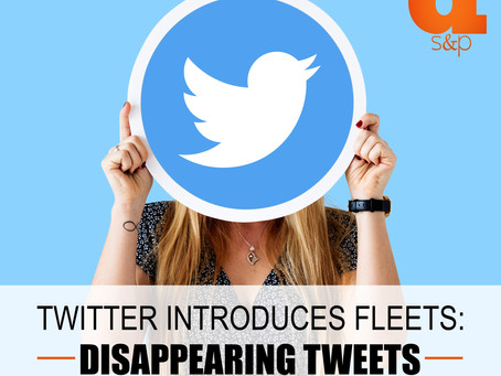 Twitter Introduces Fleets: Disappearing Tweets