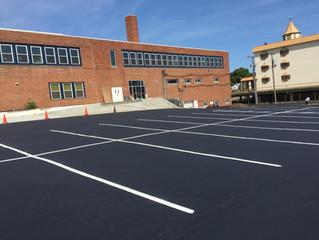 Parking Lot Maintenance Basics