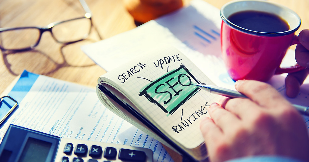Google search ranking for my business - DS&P