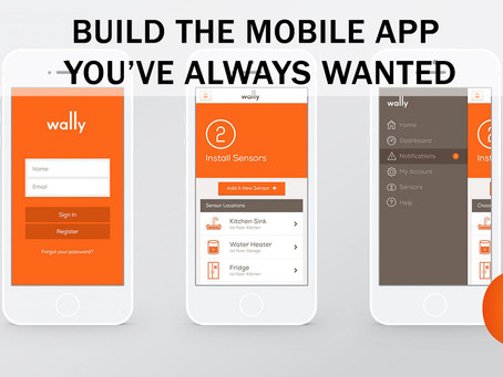 We're building your business, not just a mobile app.