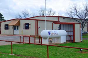 Nelson Propane - Athens location