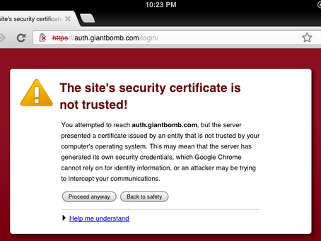 Is your website secure? What is HTTPS or SSL, and why should I care?