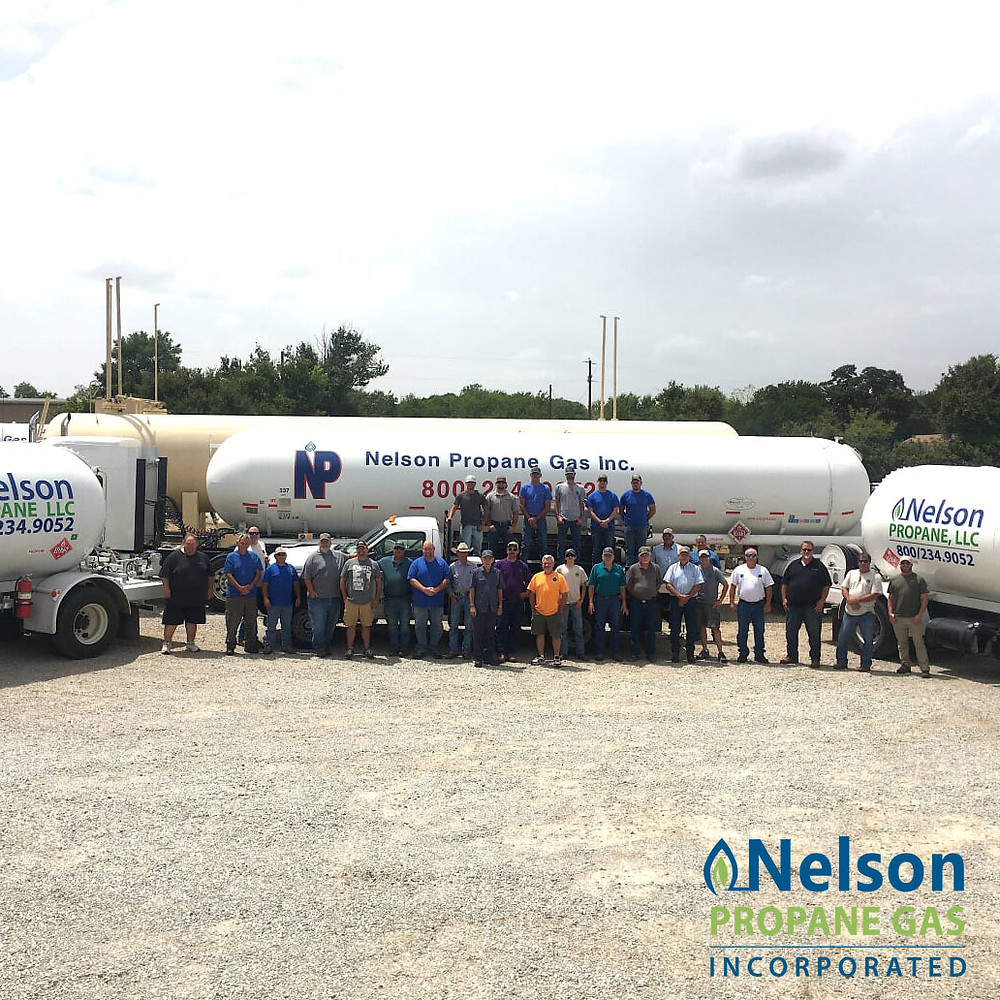 Looking For A Propane Company In Burleson, TX? - Nelson Propane Gas