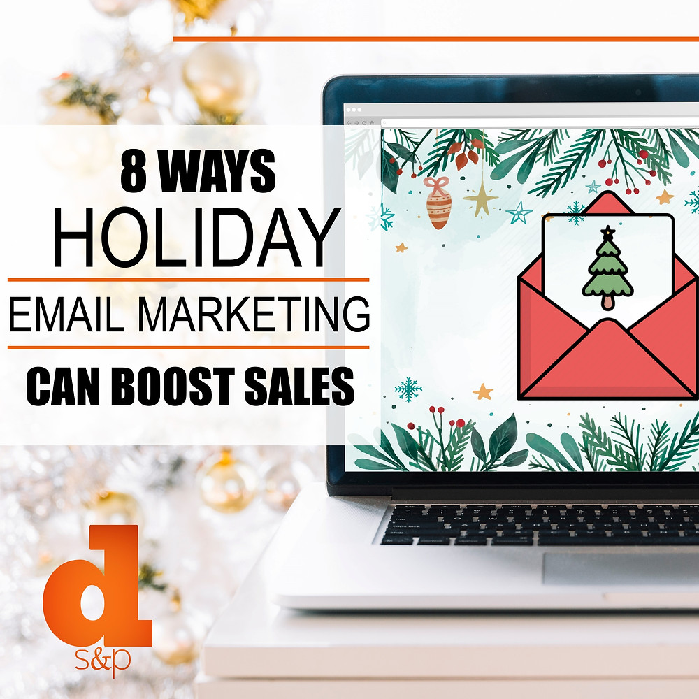 holiday email marketing to boost sales
