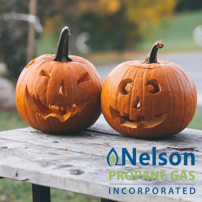 Scary Season: Propane Tips for Homeowners - Nelson Propane, Inc.