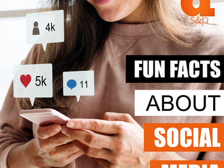 Fun Facts About Social Media That Will Change Your Marketing Game.