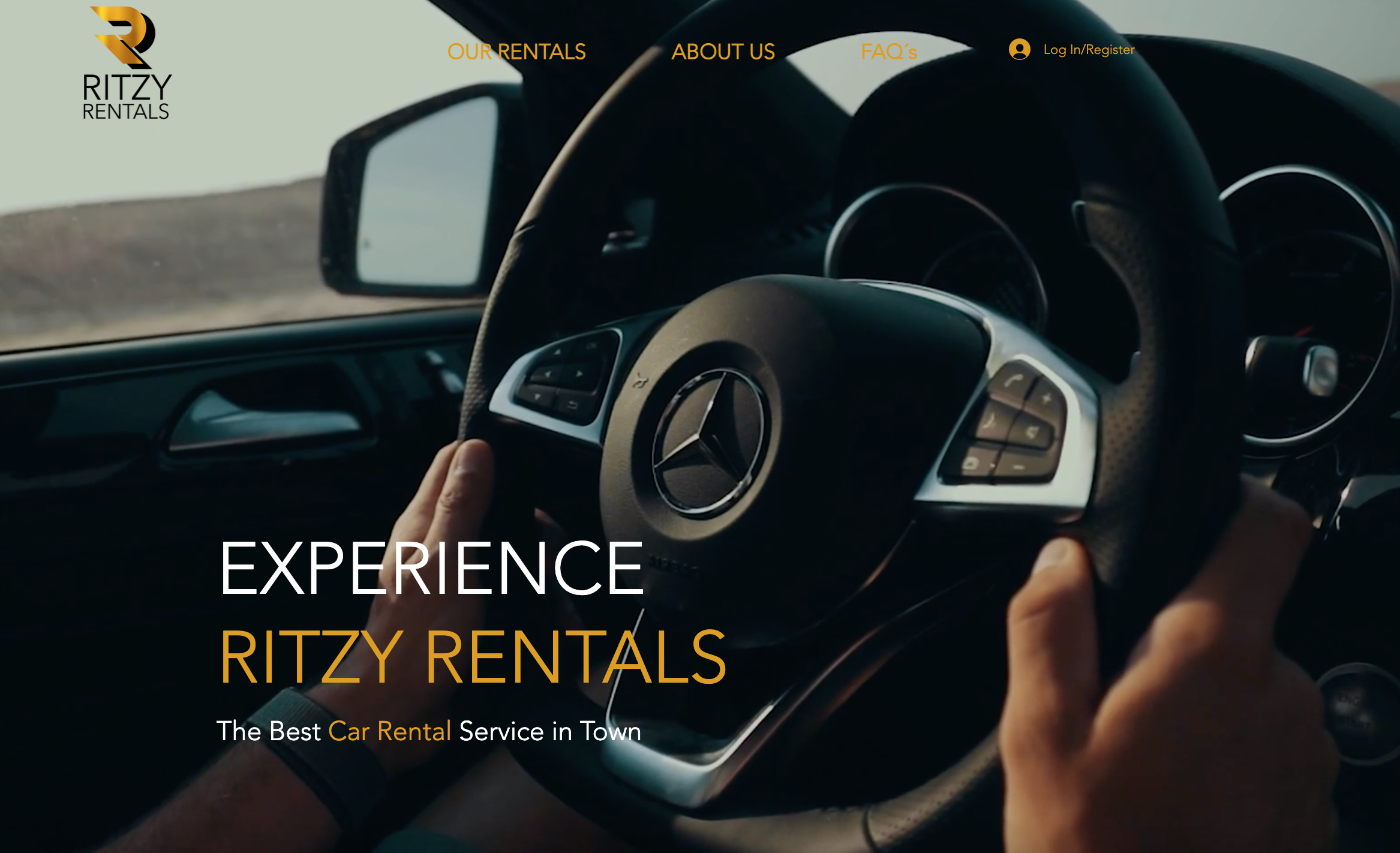 Ritzy Rentals - Rental Car