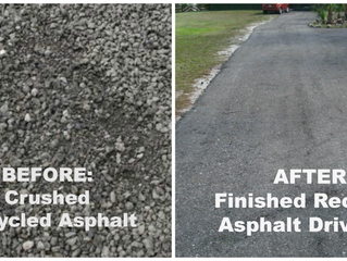Asphalt is the most sustainable material for pavements