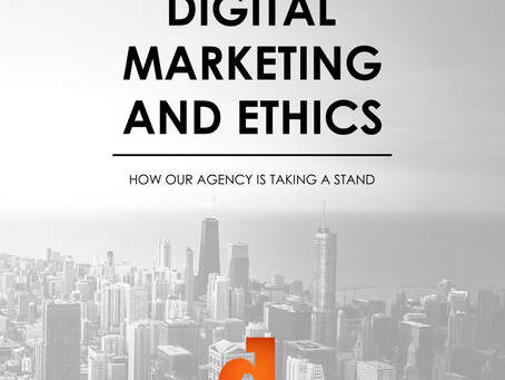 Digital Marketing and Ethics: How Are Agency Is Taking A Stand