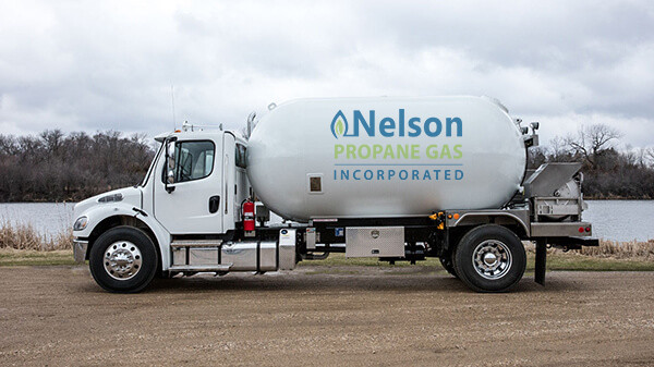 Nelson Propane - Delivery and service in Texas
