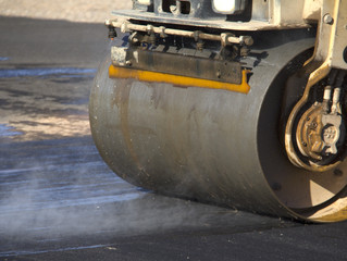 Right Now Is The Season For Paving