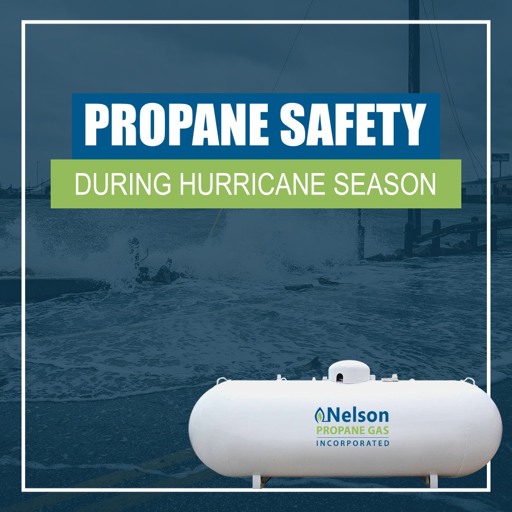 hurricane propane safety tips