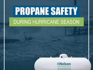 Propane Safety Tips For Hurricane Season
