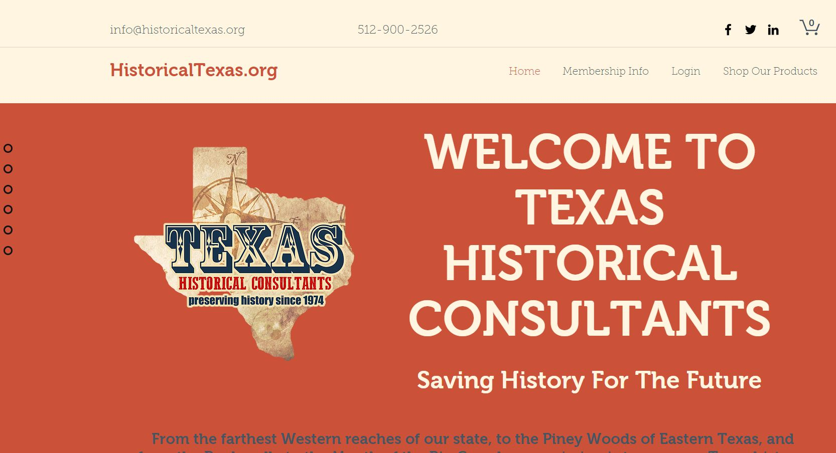 DS&P Portfolio - Texas Historical Co