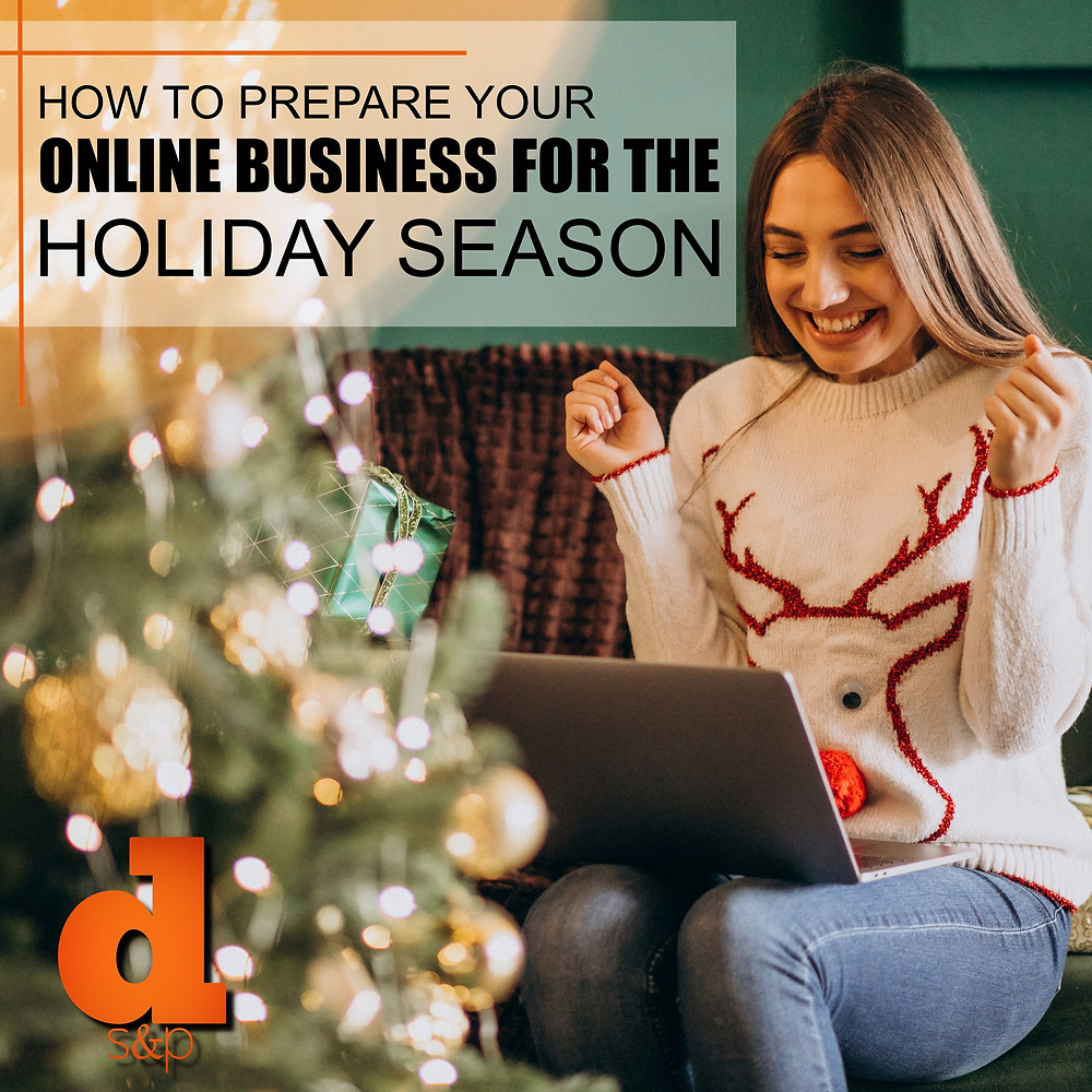 Preparing your business for the holiday season