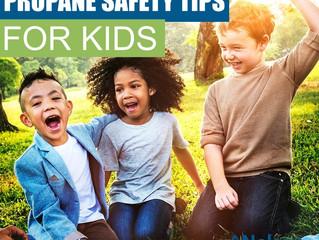 Teaching Kids Propane Safety