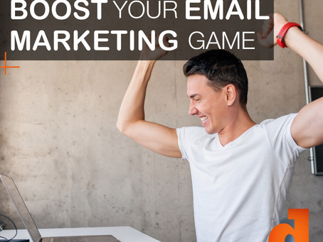 5 Tips To Boost Your Email Marketing Game