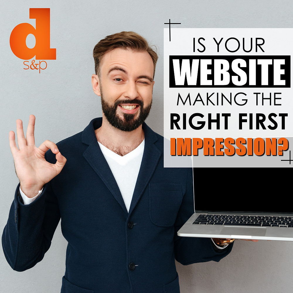 Website First Impressions