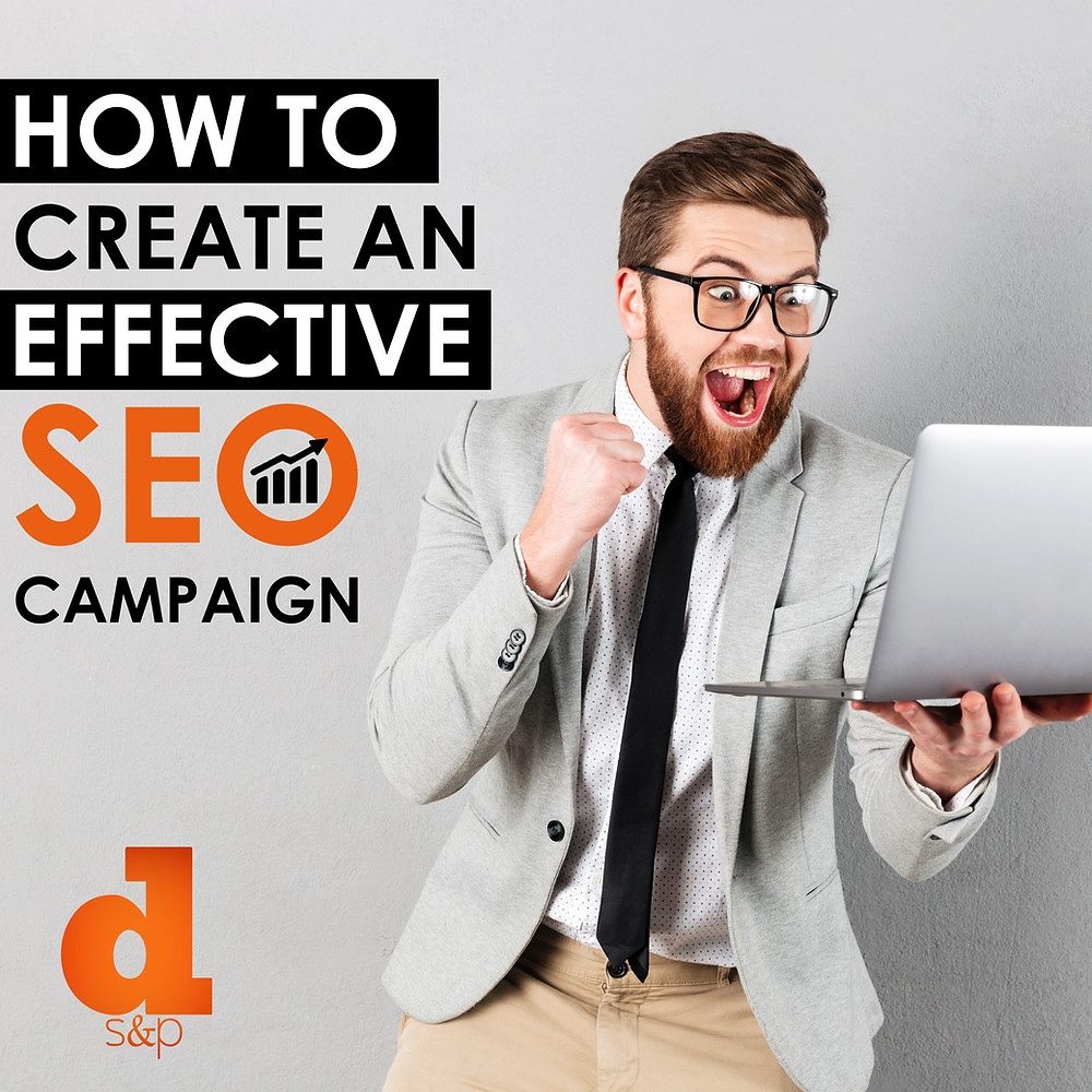 Creating an effective SEO campaign
