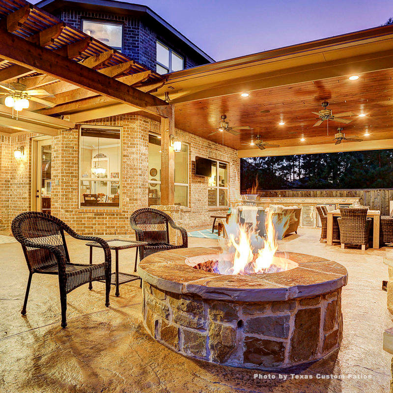 How To Select The Best Propane Fire Pit For Your Backyard - Nelson Propane