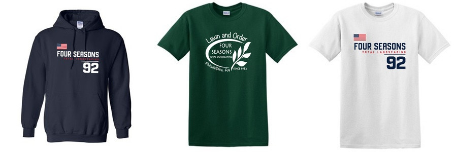 four seasons total landscaping merch