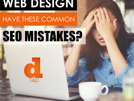 Does Your Web Design Have These 5 Common SEO Mistakes?