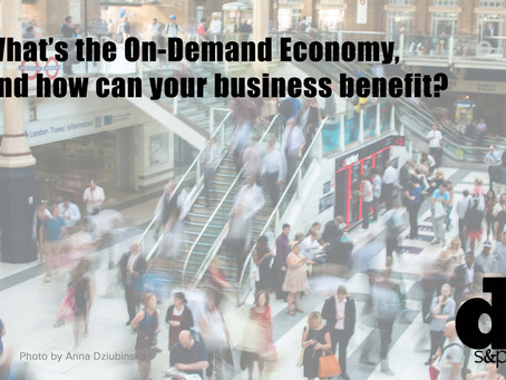 What's the On-Demand Economy, and how can your business benefit?