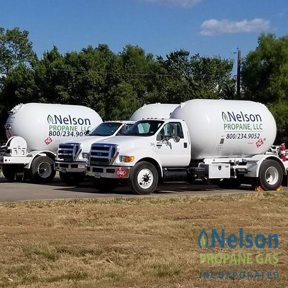Propane Services in Frankston, Texas - Nelson Propane