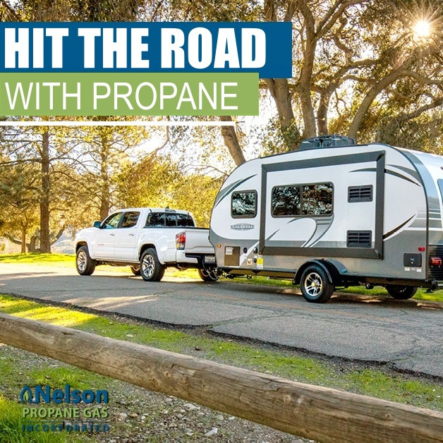 HIT THE ROAD WITH PROPANE RV CHECKLIST