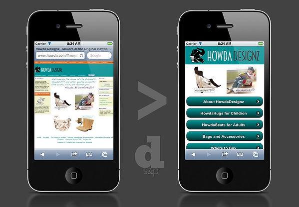 DS&P Mobile Website Assessment Chicago Dallas Miami