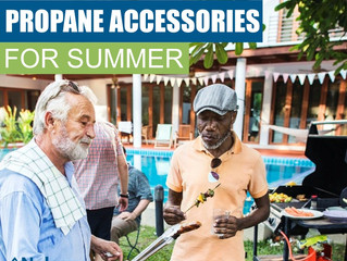 Top 5 Propane Accessories for Summer