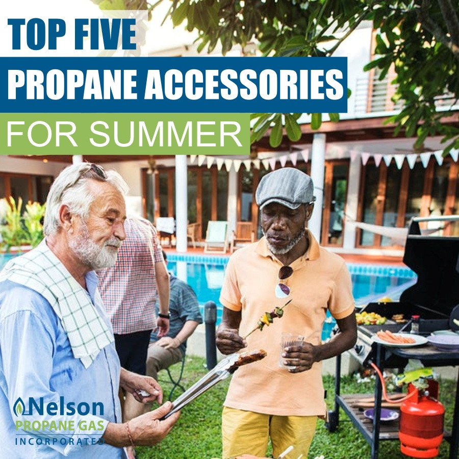 Top Propane Accessories For Summer