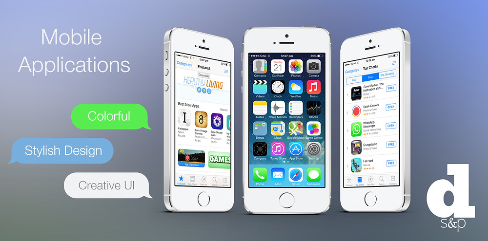 Domestic Mobile App Development - DS&P - dial911forapps.com