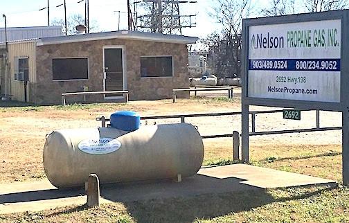 Nelson Propane - Serving Malakoff, Texas