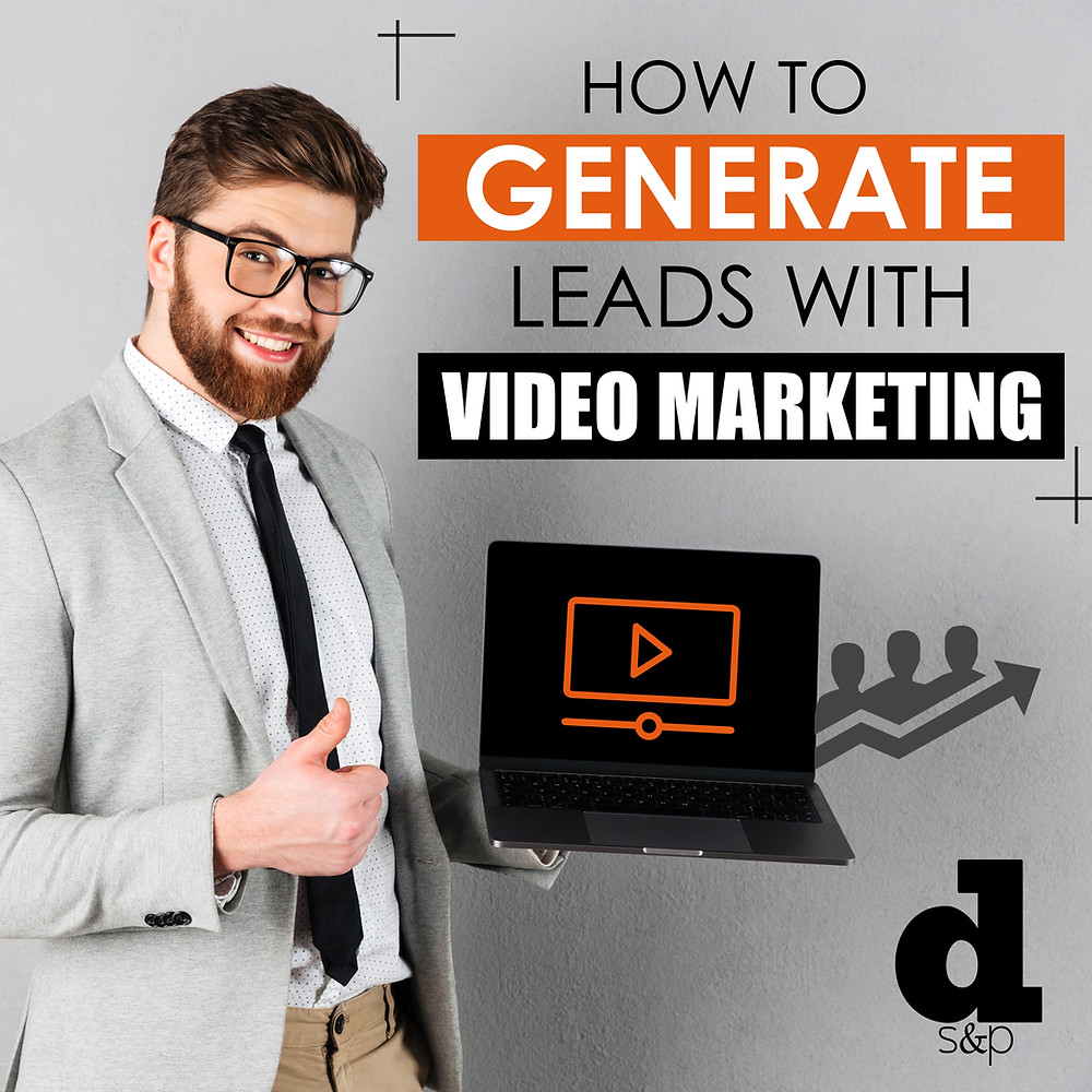 Generating leads with video marketing