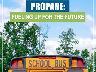 Back To School: Why Propane School Buses Are At The Head Of The Class