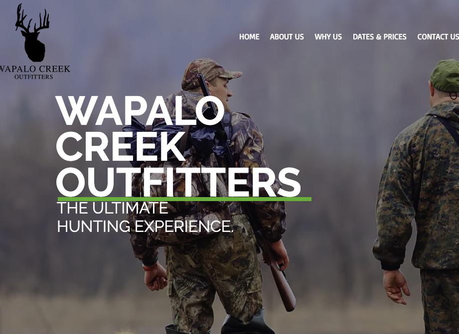 Wapalo Creek Outfitters