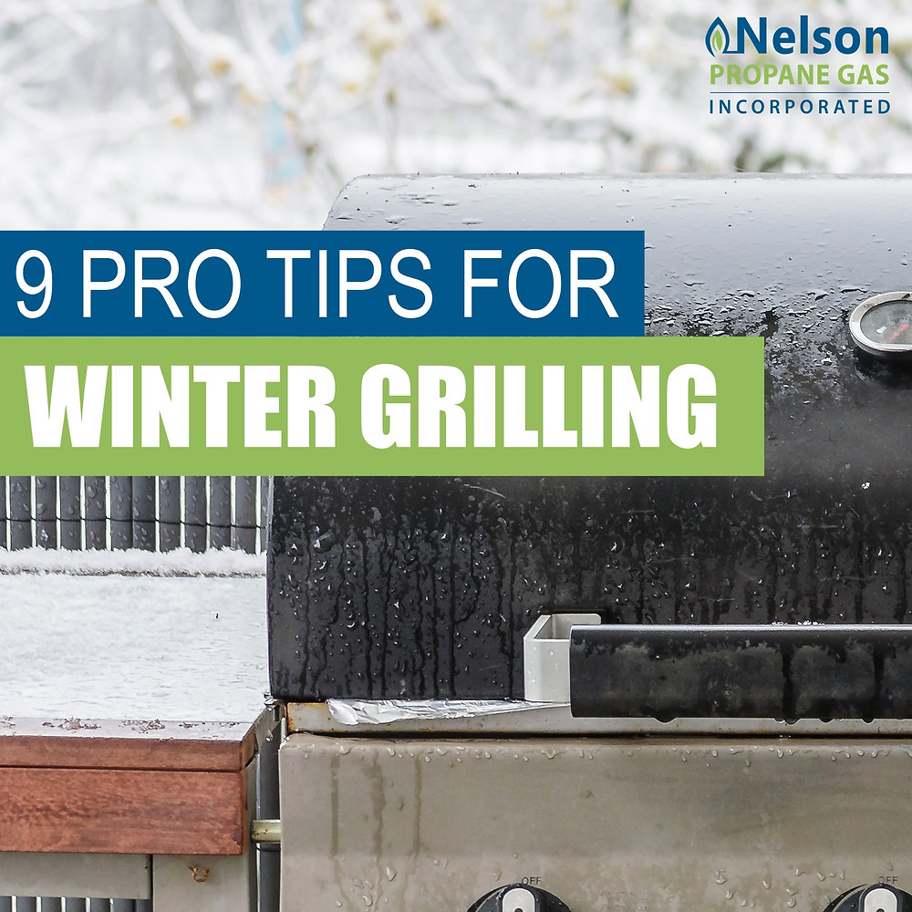 winter grilling tips