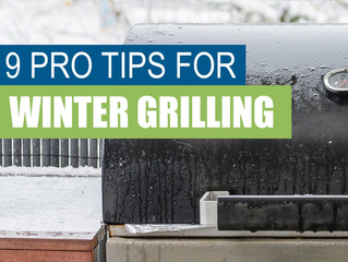 9 Pro Tips For Winter Grilling
