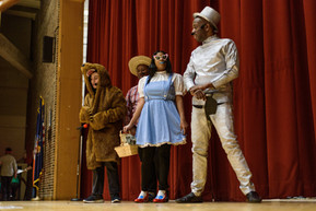 Students on stage during The Wiz.jpg