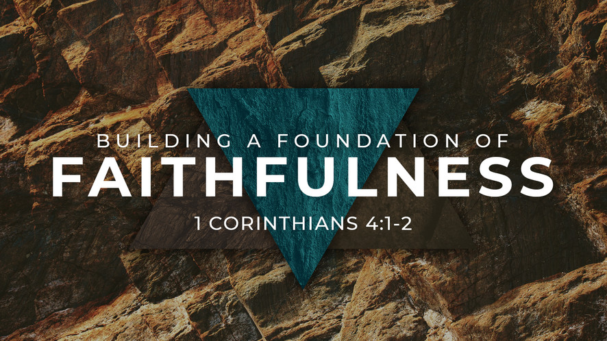 Building a foundation of faithfulness.jp