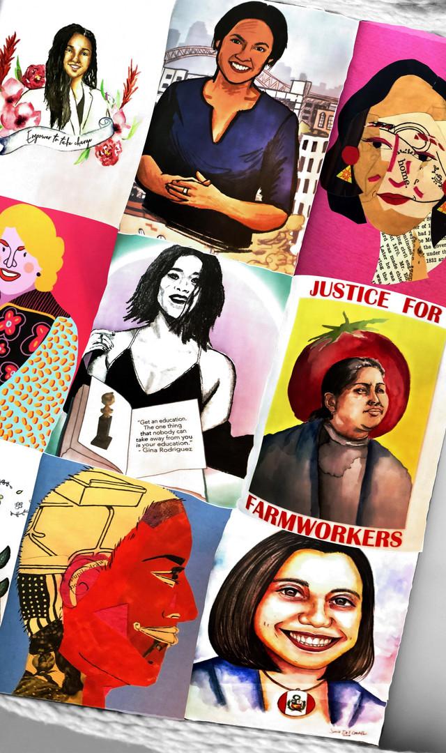 Latina Voices Book