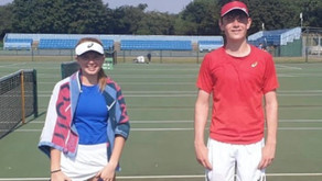 Grantees Compete in 16U & 18U LTA Youth National Series in Nottingham