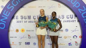 Oluwadare Wins in Russia